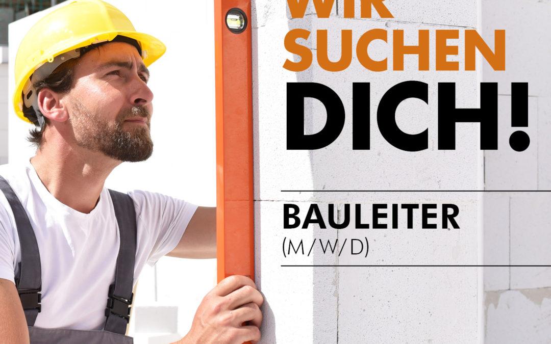 Bauleiter im Gebiet Stuttgart und Bodensee